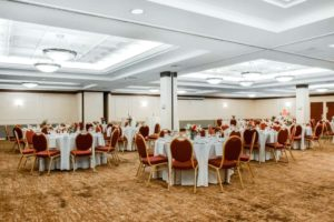 Comfort Suite Carlisle ballroom